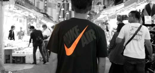 """NIKE AIR FORCE 1 生誕35周年をセレブレイトしたTEEが登場!山男 footgearは""""オレンジ""""カラーを10/7リリース (ナイキ エア フォース 1)"""