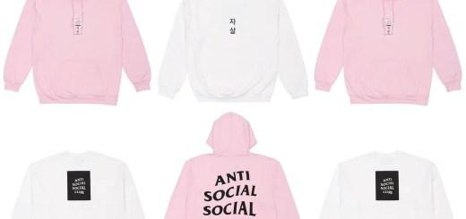 DOVER STREET MARKET × Anti Social Social Club コラボアイテムが10/6発売 (ドーバーストリートマーケット アンチ ソーシャル ソーシャル クラブ)