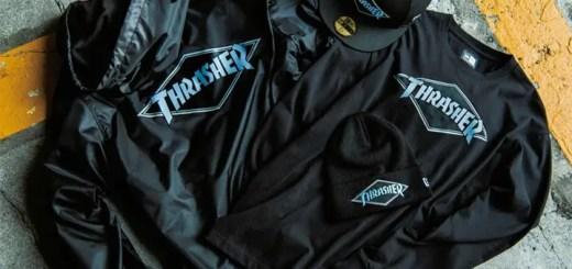 New Era × THRASHER ニューコラボ 7型がリリース (ニューエラ スラッシャー)
