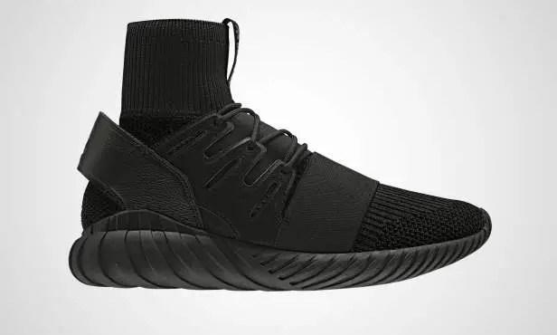 "adidas Originals TUBULAR DOOM PRIMEKNIT {PK} ""Triplr Black"" (アディダス オリジナルス チュブラー ドゥーム プライムニット ""トリプル ブラック"") [BY3131]"