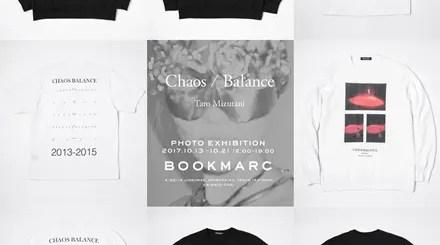 UNDERCOVERの写真集「Chaos/Balance」の発売記念としてスウェット/TEEが限定店舗にて発売 (アンダーカバー)