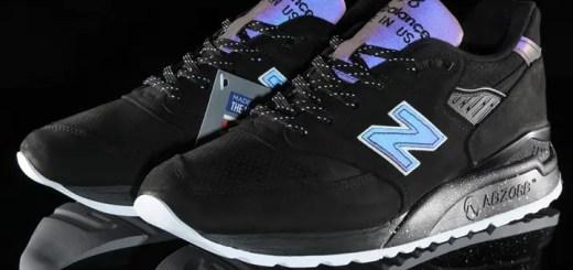 """New Balance M998 """"NORTHERN LIGHTS"""" (ニューバランス M998 """"ノーザン ライツ"""")"""