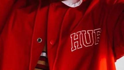 ティザーが公開!HUF 2017 HOLYDAY COLLECTIONが近日展開発売 (ハフ 2017年 ホリデーコレクション)