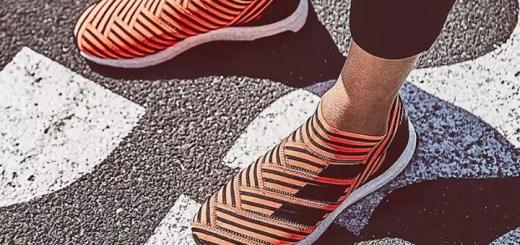 "adidas Consortium NEMEZIZ TANGO 17+ 360 AGILITY ULTRA BOOST ""SOLAR ORANGE"" (アディダス コンソーシアム ネメシス タンゴ 17+ 360アジリティ TR ウルトラブースト ""ソーラーオレンジ"") [CG3659]"