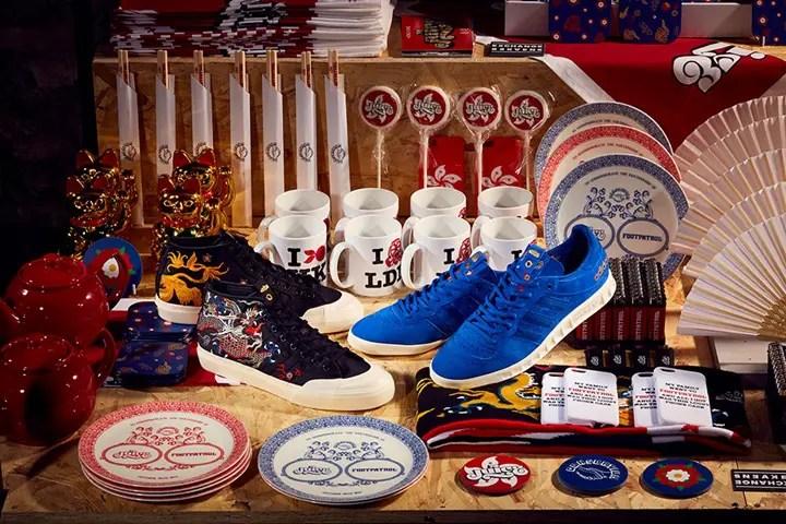 """10/28発売!adidas Consortium Tour SNEAKER EXCHANGE JUICE & Footpatrol """"Matchcourt Mid"""" """"Handball Top"""" (アディダス コンソーシアム ツアー スニーカー エクスチェンジ)"""