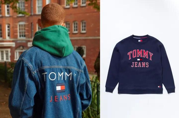 TOMMY JEANS カプセルコレクション ポップアップストア「#TOMMYJEANSHARAJUKU」がが期間限定で11/1からオープン (トミー ジーンズ)