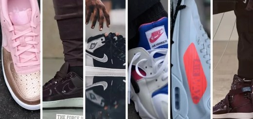 "【まとめ】10/28発売のNIKE-ナイキ厳選スニーカー!(NIKE AIR JORDAN 1 RETRO HIGH ""ALEALI MAY"")(AIR HUARACHE RUN 91 QS ""White/Game Royal"")(AIR MAX 90 NS GPX ""Natural Grey"")(WMNS SPECIAL FIELD AIR FORCE 1 {SFAF-1} PREMIMUM ""Port Wine"")他"