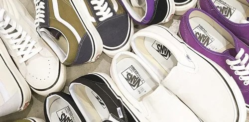 "VANS ""ANAHEIM FACTORY PACK"" AUTHENTIC/OLD SKOOL/Sk8-Hi/Slip-On (バンズ ""アナハイム ファクトリー パック"")"
