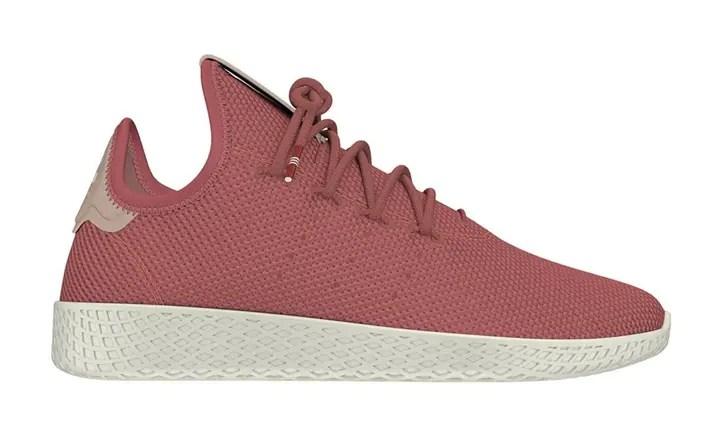 """2017年12月発売予定!Pharrell Williams x adidas Originals WMNS Human Race Tennis HU """"Asphalt pink/Grey"""" (ファレル・ウィリアムス アディダス オリジナルス ヒューマン レース テニス) [DB2552,2553]"""