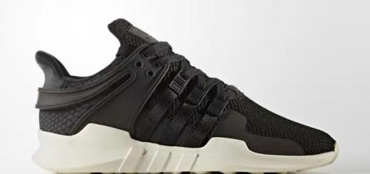 """11/17発売!アディダス オリジナルス エキップメント サポート ADV """"コア ブラック/ホワイト"""" (adidas Originals EQT SUPPORT ADV """"Core Black/White"""") [BY9587]"""