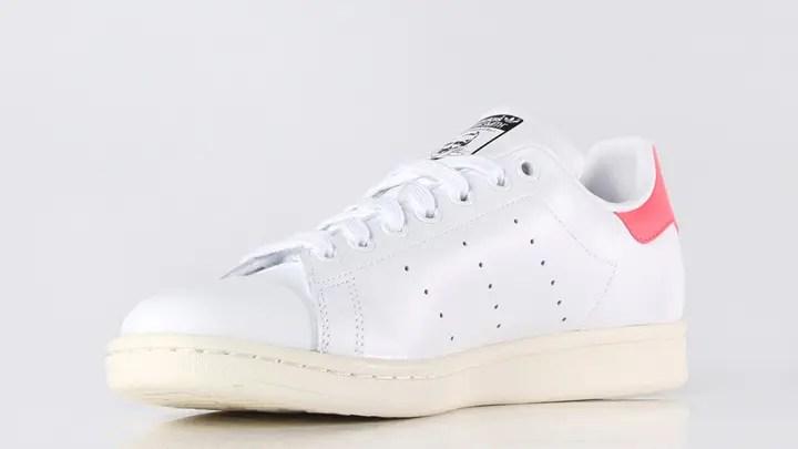 """11/9発売!アディダス オリジナルス スタンスミス """"ランニングホワイト/オフホワイト/ターボ"""" (adidas Originals STAN SMITH """"Running White/Off White/Turbo"""") [BB7601]"""