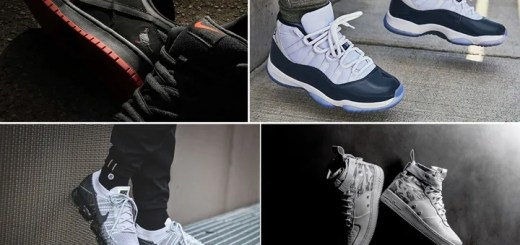 "【まとめ】11/11発売のNIKE-ナイキ厳選スニーカー!(STAPLE × NIKE SB DUNK LOW TRD QS ""PIGEON-Black"")(AIR JORDAN 11 ""Midnight Navy/WIN LIKE 82"")(SPECIAL FIELD AIR FORCE 1 {SFAF-1} MID ""White Tiger Camo"")(AIR VAPORMAX ""Air Max 95-inspired"")他"