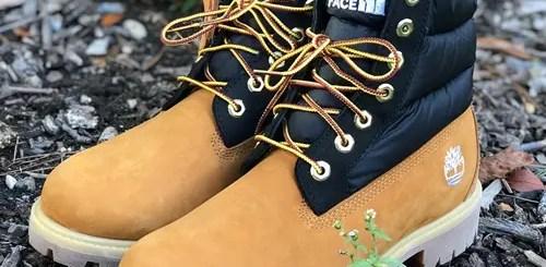 Timberland x THE NORTH FACE 6inch Nuptse 700 Boot (ティンバーランド ザ・ノース・フェイス 6インチ ヌプシ 700 ブーツ)