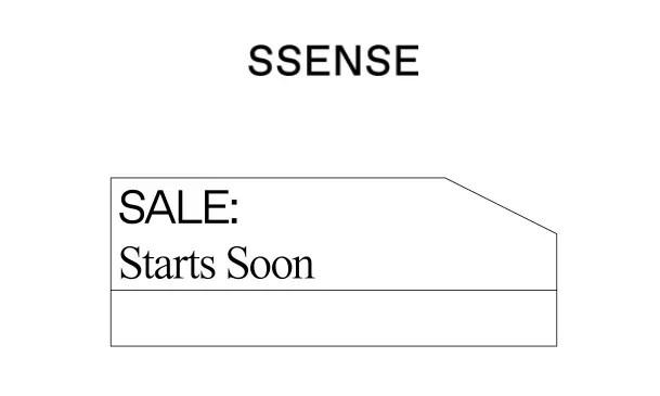 【セール情報】OFF-WHITE,YEEZY SEASON,VETEMENTS等を扱う「SSENSE」にてセールが11/23からスタート!