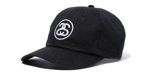 『An Idea book about T-shirts by Stüssy』を共同製作したIDEAとのコラボレーションによる「SS-Link IDEA Low Pro Cap」が12/8発売 (ステューシー)