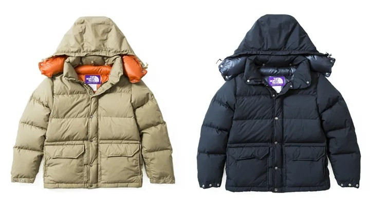 ザ・ノース・フェイス パープル レーベル「Lightweight 65/35 Sierra Parka」2017年 秋冬モデル (THE NORTH FACE PURPLE LABEL 2017 FALL/WINTER) [ND2762N]