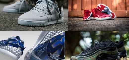 """【まとめ】12/9発売の厳選スニーカー!(adidas Originals YEEZY POWERPHASE """"Grey"""")(NIKE AIR JORDAN 11 RETRO """"WIN LIKE 96"""")(AIR MAX 97 PREMIUM QS """"GLOBAL FORCE"""")(KYRIE S1 HYBRID """"WHAT THE"""" Blue/White)他"""