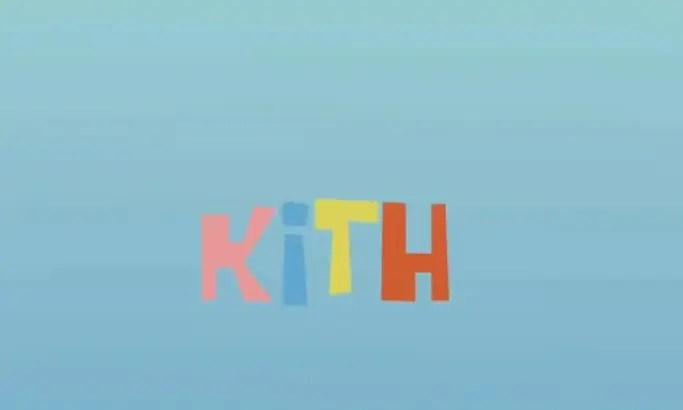 12/15展開!KITHからカラフルなテキストロゴが映るティザームービーが公開!