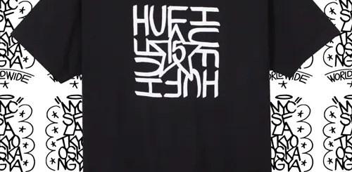 HUF 15TH ANNIVERSARY TEE 3型が12/16から発売 (ハフ 15周年)