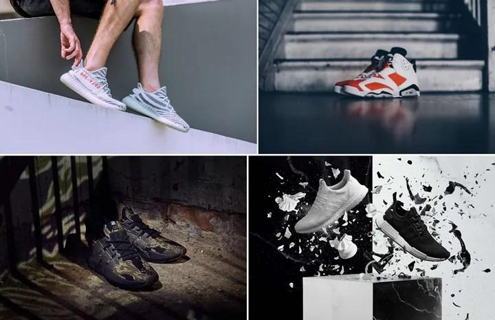 """【まとめ】12/16発売の厳選スニーカー!(adidas Originals YEEZY 350 BOOST V2 """"Blue Tint"""")(NIKE AIR JORDAN 6 RETRO """"Gatorade"""" White/Orange)(UNDEFEATED × adidas Originals PROPHERE """"Camo"""")(SNEAKER EXCHANGE INVINCIBLE/A MA MENIERE """"ULTRA BOOST"""" """"NMD_R1 PRIMEKNIT"""")他"""