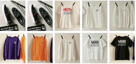 VANS × JOURNAL STANDARD × 渋谷区 コラボコレクションが1月中旬発売 (バンズ ジャーナルスタンダード SHIBUYA)