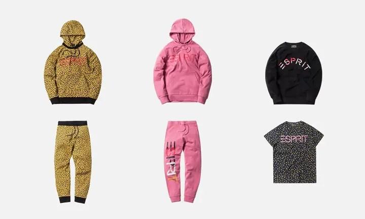 OPENING CEREMONY × Esprit コラボコレクションがKITHにてリリース (オープニングセレモニー エスプリ)