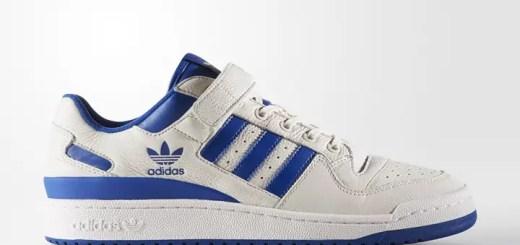 """adidas Originals FORUM LOW """"White/Collegiate Royal"""" (アディダス オリジナルス フォーラム ロー """"ホワイト/カレッジ ロイヤル"""") [BY3649]"""