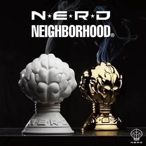 N.E.R.D. × NEIGHBORHOOD コラボが新年1/2からリリース (ネイバーフッド)