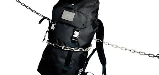 WHIZ LIMITED × New Era とのコラボバックパックが1/2から発売 (ウィズ ニューエラ)