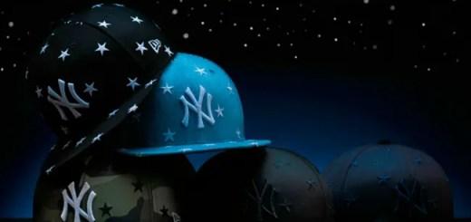 【生地を一新】New Eraから星のアイコンを全面刺繍した最新ヘッドギアが発売 (ニューエラ)