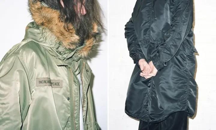 "STUSSY × ALPHA INDUSTRIES 2018/1/1から""M-51 Fishtail Parka/Liner""が発売予定 (ステューシー アルファ インダストリーズ)"