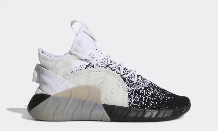 """2018/1/18発売予定!adidas Originals TUBULAR RISE PRIMEKNIT {PK} """"White/Black"""" (アディダス オリジナルス チュブラー ライズ プライムニット """"ホワイト/ブラック"""") [CQ0924]"""