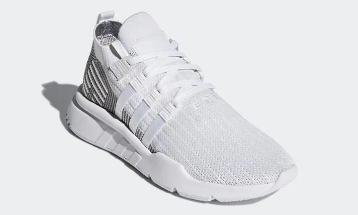 """adidas Originals EQT SUPPORT MID ADV """"White/Grey"""" (アディダス オリジナルス エキップメント サポート ADV """"ホワイト/グレー"""") [CQ2997]"""