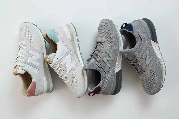 "1/13発売!New Balance MS574OF/ML574OR ""PEAKS TO STREETS PACK"" (ニューバランス)"