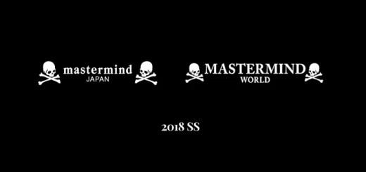 mastermind JAPAN/WORLD 2018 S/S COLLECTIONが近日発売予定! (マスターマインド ジャパン/ワールド 2018年 春夏 コレクション)