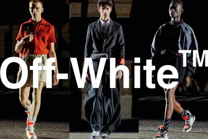 """1/24から伊勢丹メンズにてOFF-WHITE C/O VIRGIL ABLOH ポップアップストア「""""IN ORDER""""」がオープン (オフホワイト)"""