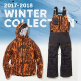 Columbia 2017-2018 WINTER COLLECTON が発売 (コロンビア ウィンターコレクション)