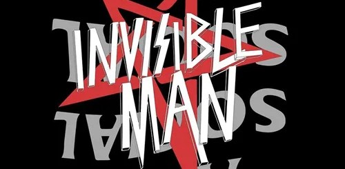 Anti Social Social Club × Invisible:man コラボレーション (アンチ ソーシャル ソーシャル クラブ インビジブル:マン)