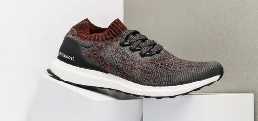 """adidas ULTRA BOOST UNCAGED """"Core Black/Carbon"""" (アディダス ウルトラ ブースト アンケージド """"コア ブラック/カーボン"""") [DA9163]"""