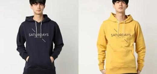 """Saturdays NYC × BEAMS 別注 """"Print Hoodie"""" が発売 (サタデーズ ニューヨークシティ ビームス)"""