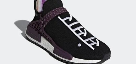 """3月発売予定!Pharrell Williams x adidas Originals NMD TRAIL Holi """"HUMAN RACE"""" Core Black (ファレル・ウィリアムス アディダス オリジナルス エヌ エム ディー トレイル ホーリー """"ヒューマン レース"""" 2018 コア ブラック) [AC7033]"""