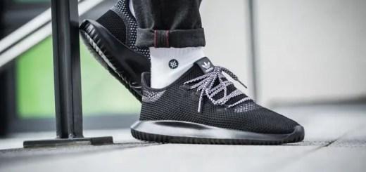 """2/19発売!adidas Originals TUBULAR SHADOW CK """"Core Black"""" (アディダス オリジナルス チュブラー シャドウ CK """"コア ブラック"""") [CQ0930]"""