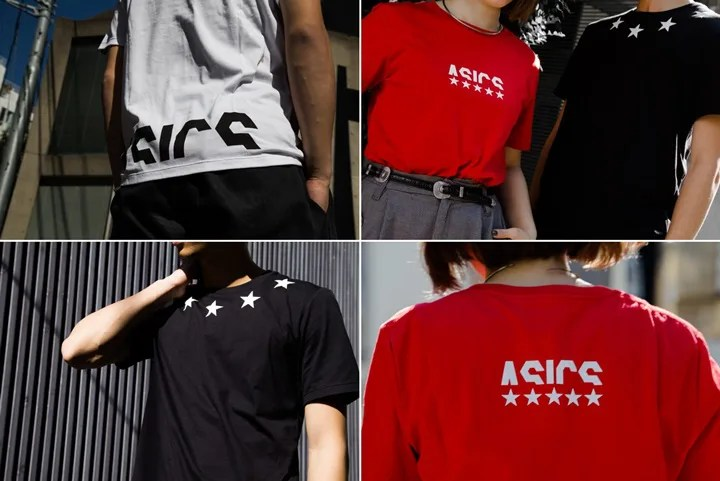 atmos × ASICS アパレルコラボ「ASICS for atmos」第2弾が2/23から発売 (アトモス アシックス)