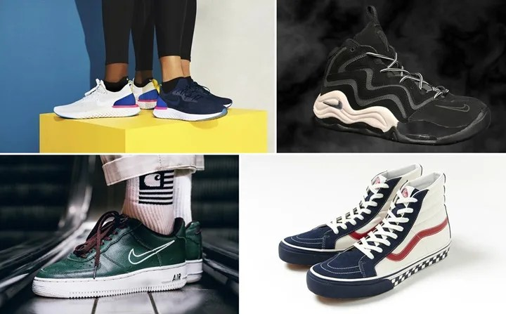 "【まとめ】2/22発売の厳選スニーカー!(NIKE EPIC REACT FLYKNIT)(AIR FORCE 1 LOW RETRO ""Hong Kong-Deep Forest/White"")(AIR PIPPEN 1 ""Black/Anthracite"")(VANS × STANDARD CALIFORNIA Sk8-Hi V38OG)"
