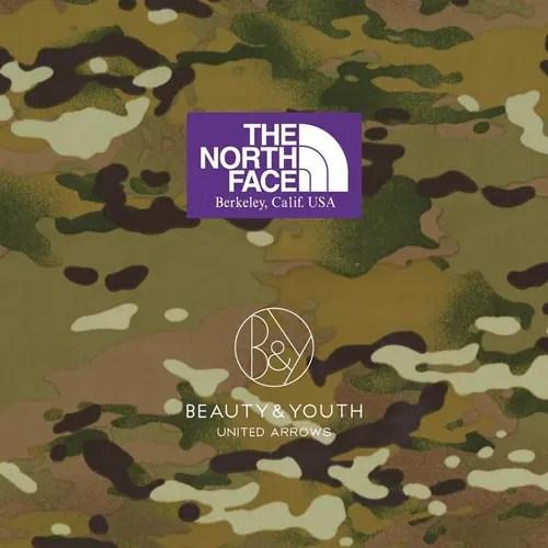 THE NORTH FACE PURPLE LABEL × BEAUTY&YOUTH カプセルコレクションが2/24から発売 (ザ・ノース・フェイス パープルレーベル ビューティアンドユース)