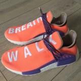 """【リーク/サンプル】Pharrell Williams x adidas Originals NMD TRAIL """"HUMAN RACE"""" """"BREATHE/WALK"""" (ファレル・ウィリアムス アディダス オリジナルス エヌ エム ディー トレイル """"ヒューマン レース"""" 2018 """"ブレス/ウォーク"""")"""