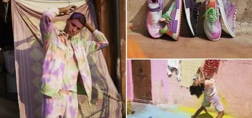 """3/16発売!伝統的なホーリー祭を体現したカラフルなコレクション、Pharrell Williams x adidas Originals """"Hu Holi Powder Dye"""" NMD/STAN SMITH/Tennis Hu MC (ファレル・ウィリアムス アディダス オリジナルス """"ヒューマン レース ホーリー パウダー ダイ"""")"""