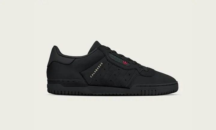 """3/17発売に!adidas Originals YEEZY POWERPHASE """"Core Black"""" (アディダス オリジナルス イージー パワーフェーズ アディダス オリジナルス) [CG6420]"""