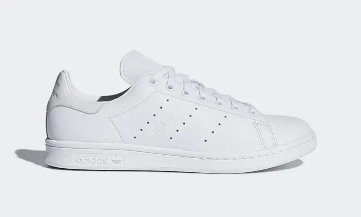 """4/19発売!adidas Originals STAN SMITH """"Running White"""" (アディダス オリジナルス スタンスミス """"ランニング ホワイト"""") [CQ2198]"""