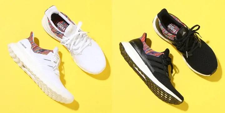 "adidas Originals mi ULTRA BOOST ""White/Aero Red"" ""Black/Aero Red"" (アディダス オリジナルス ウルトラ ブースト ""ホワイト/ブラック/エアロ レッド"")"